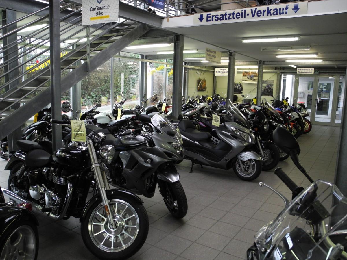Unternehmensbilder Motorrad Kröber 10