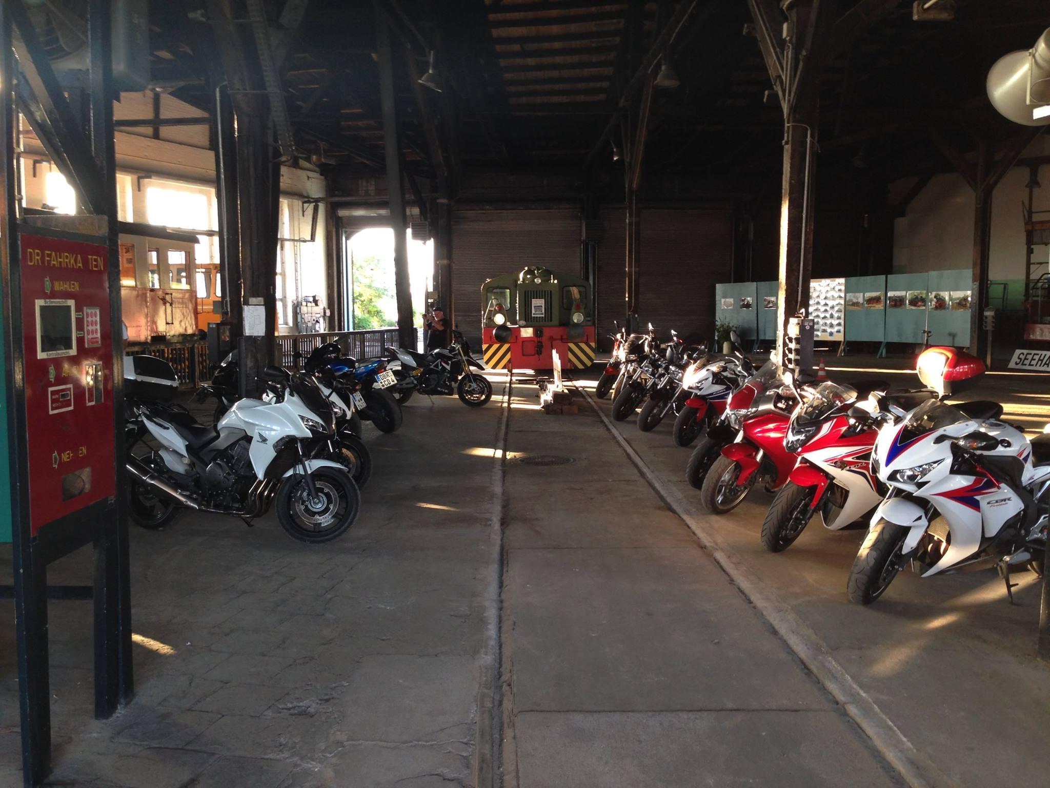 Unternehmensbilder Motorradcenter GmbH Rostock 9