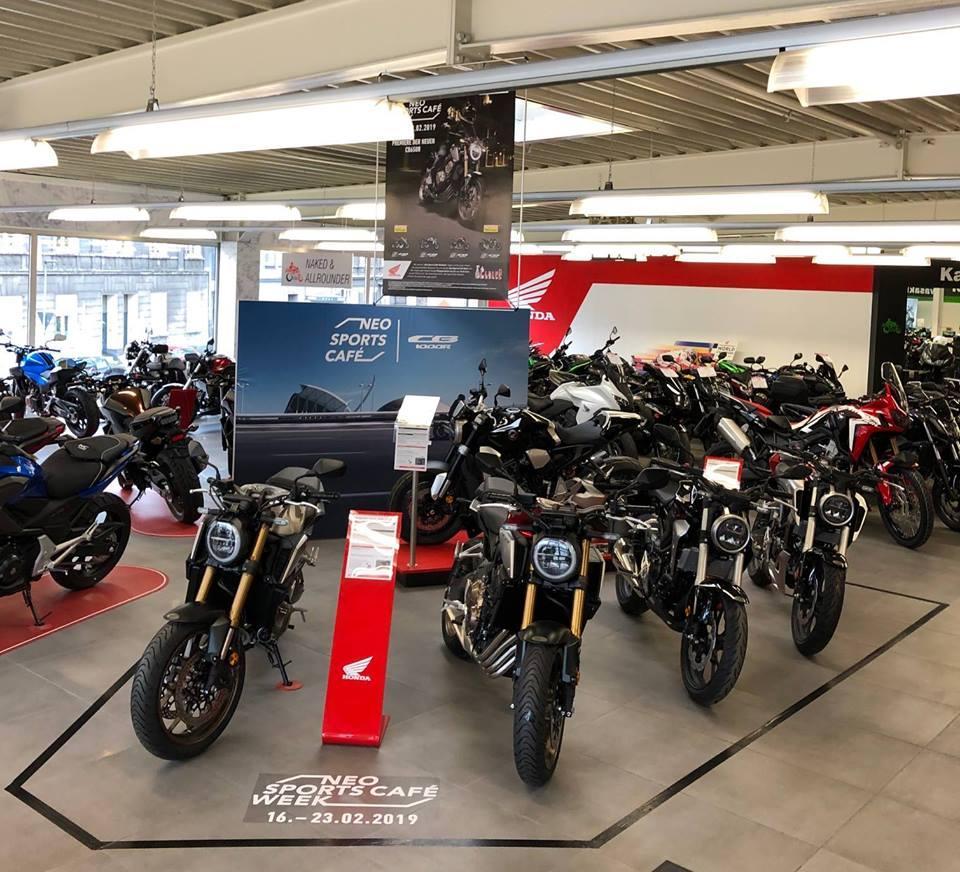 Unternehmensbilder Motorrad Oeler GmbH 9