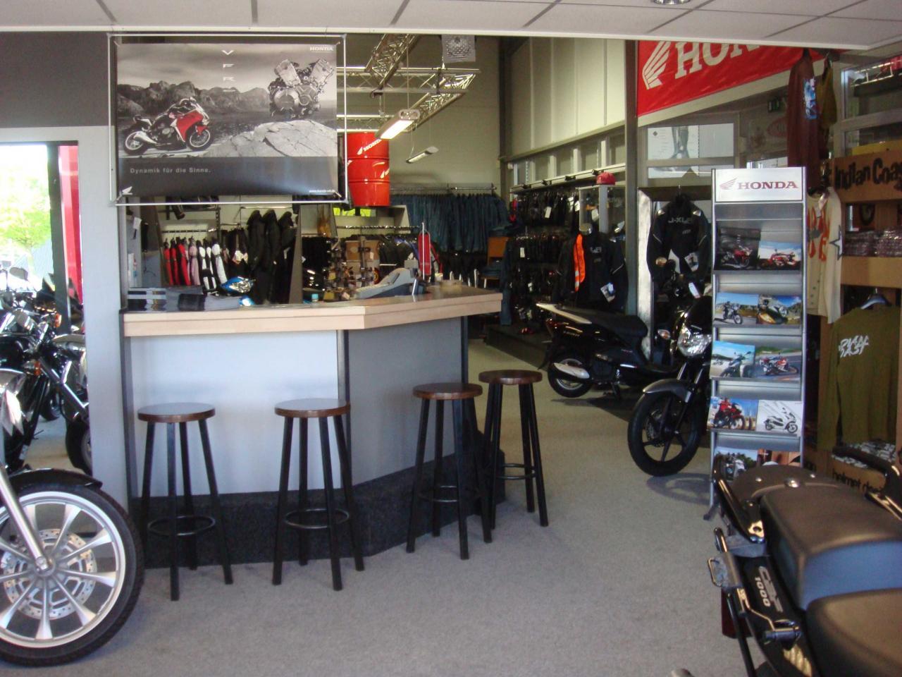 Unternehmensbilder Motorradsport Kunert GmbH 24