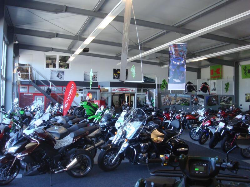 Unternehmensbilder Motorradsport Kunert GmbH 13