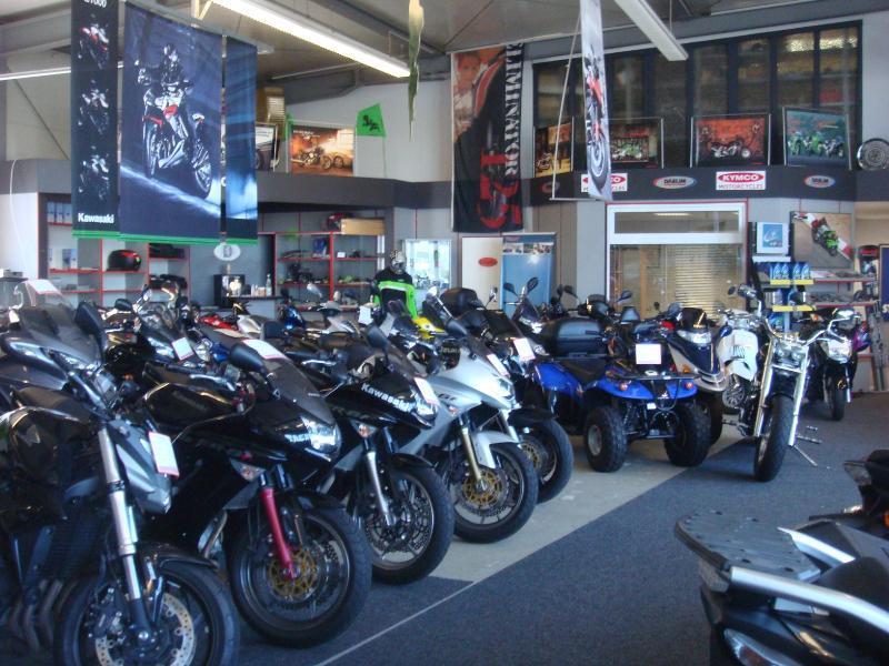 Unternehmensbilder Motorradsport Kunert GmbH 14