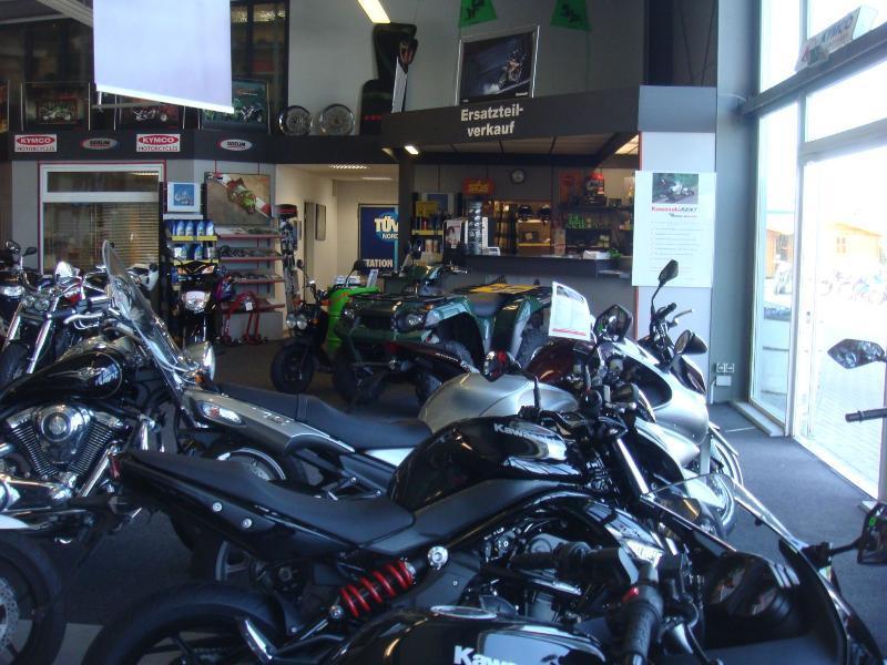 Unternehmensbilder Motorradsport Kunert GmbH 10