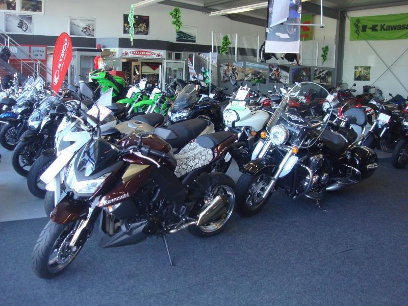 Unternehmensbilder Motorradsport Kunert GmbH 11