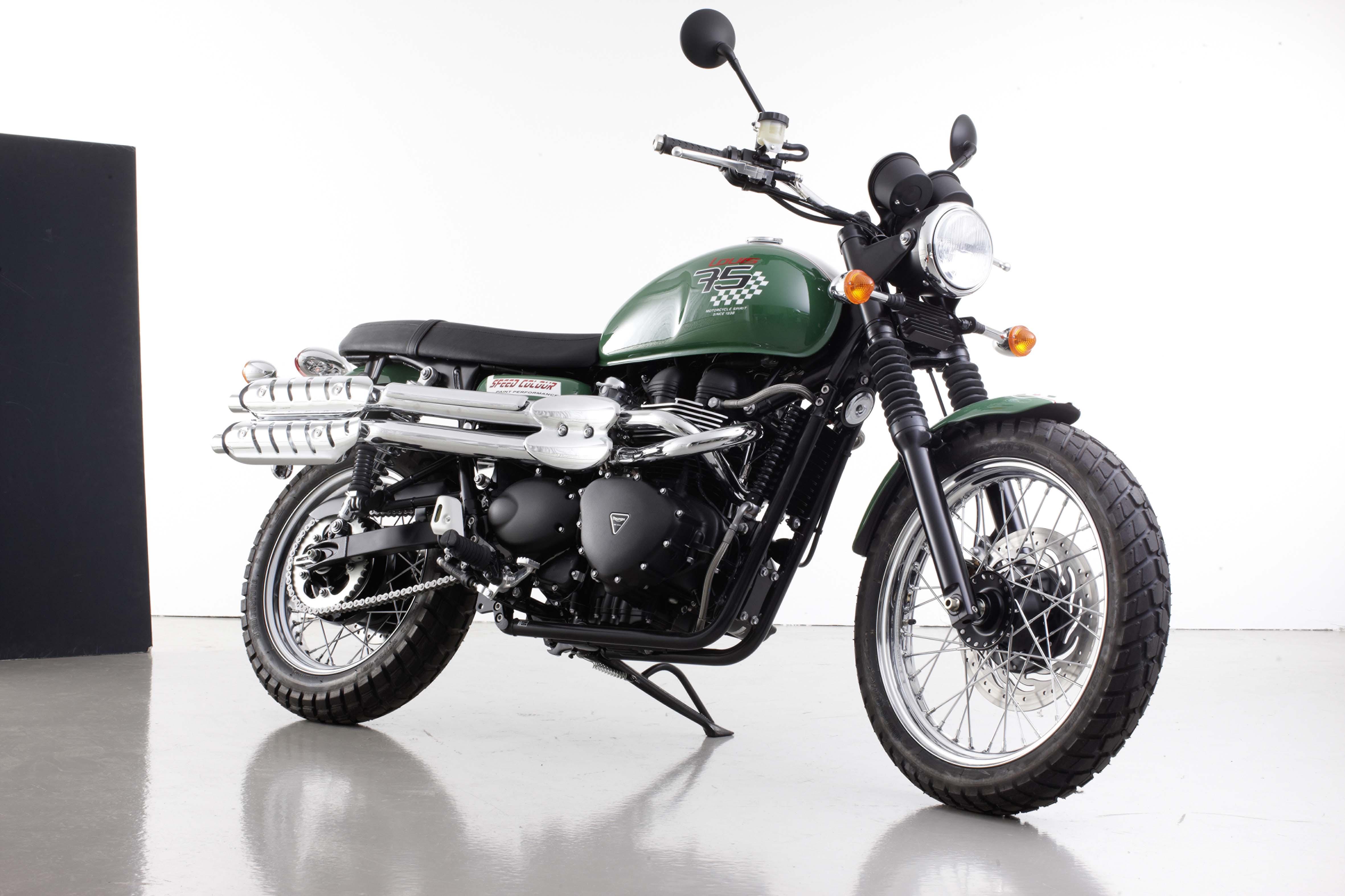 castrol bonneville und scrambler motorrad fotos motorrad. Black Bedroom Furniture Sets. Home Design Ideas