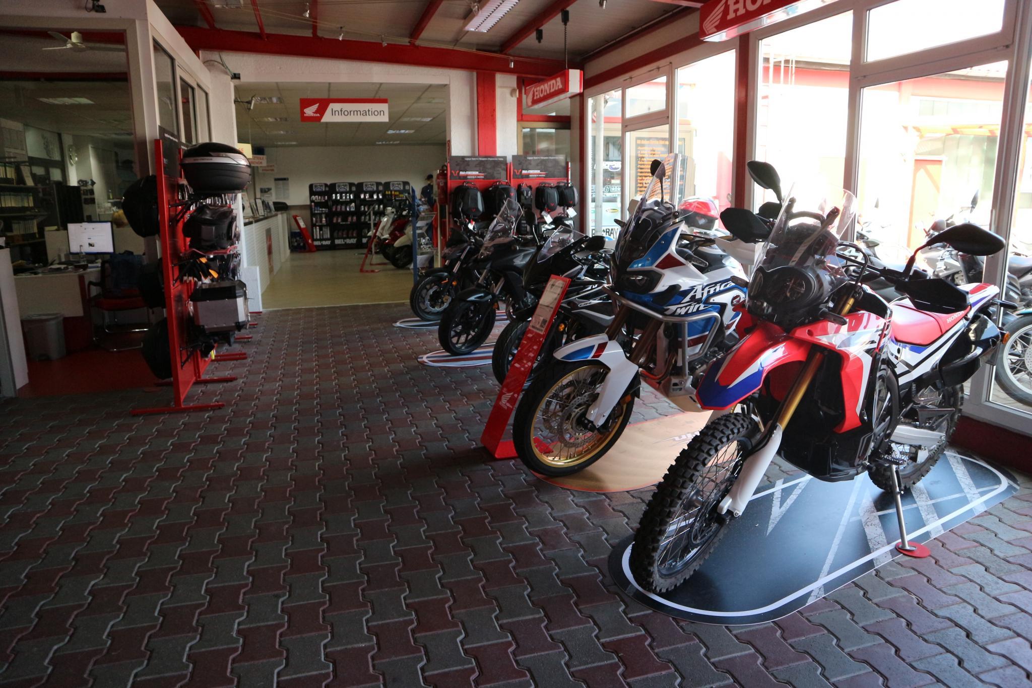 Unternehmensbilder Auto-und Motorradhaus Bürstadt GmbH 7