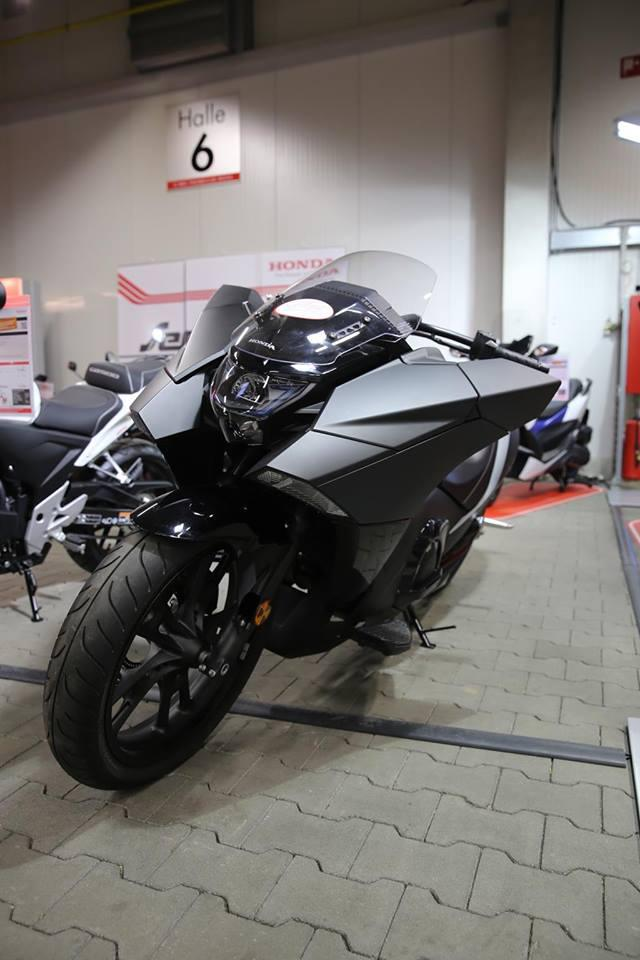 honda semmler messe gie en 2 tag 2015 motorrad fotos. Black Bedroom Furniture Sets. Home Design Ideas