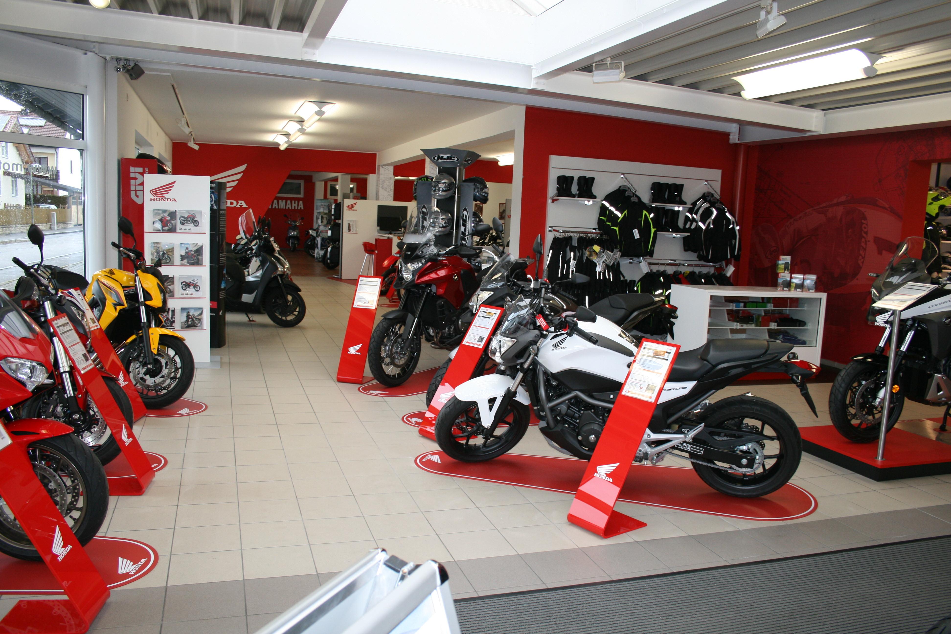 Unternehmensbilder Motorradhaus Schweiger GmbH 3