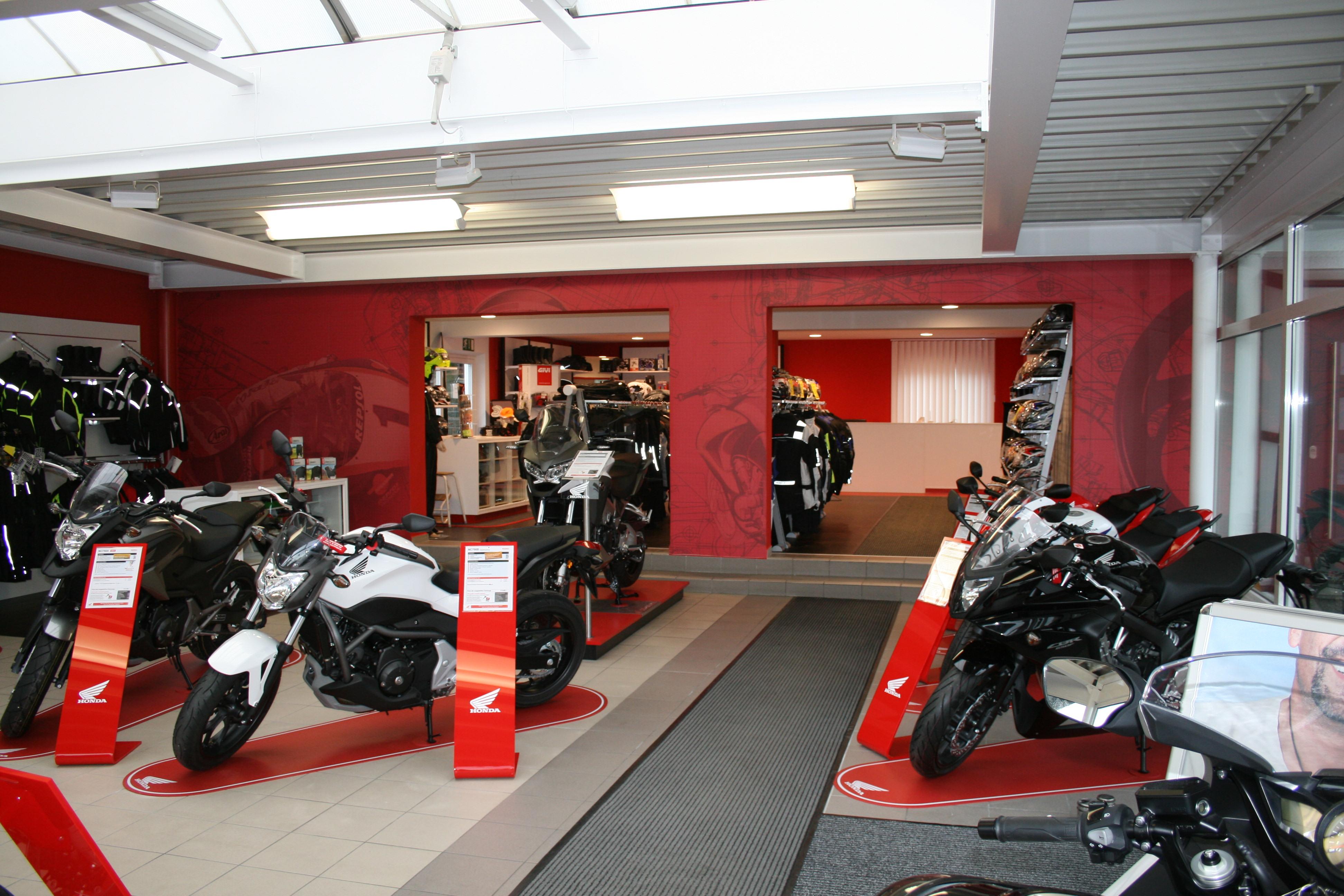 Unternehmensbilder Motorradhaus Schweiger GmbH 4
