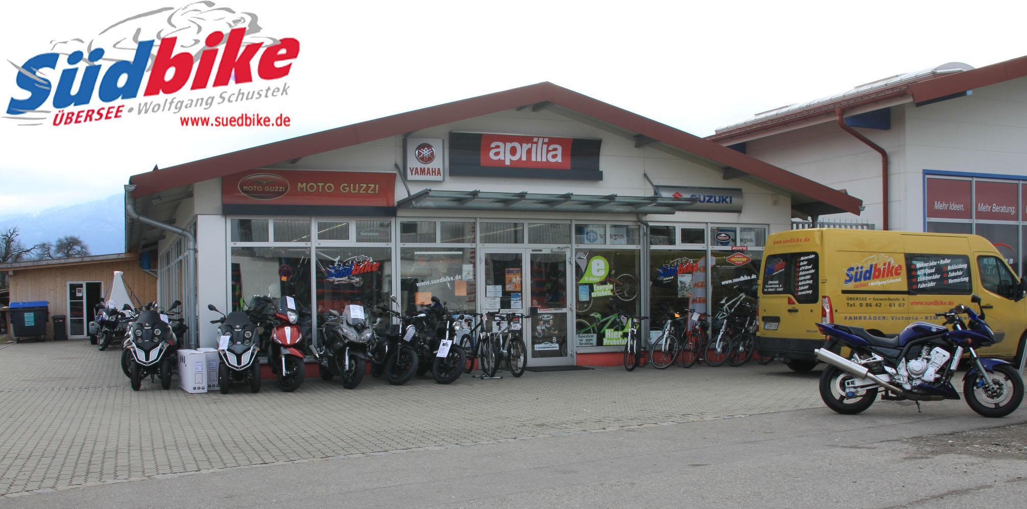 Ladengeschäft Südbike 2014 Foto