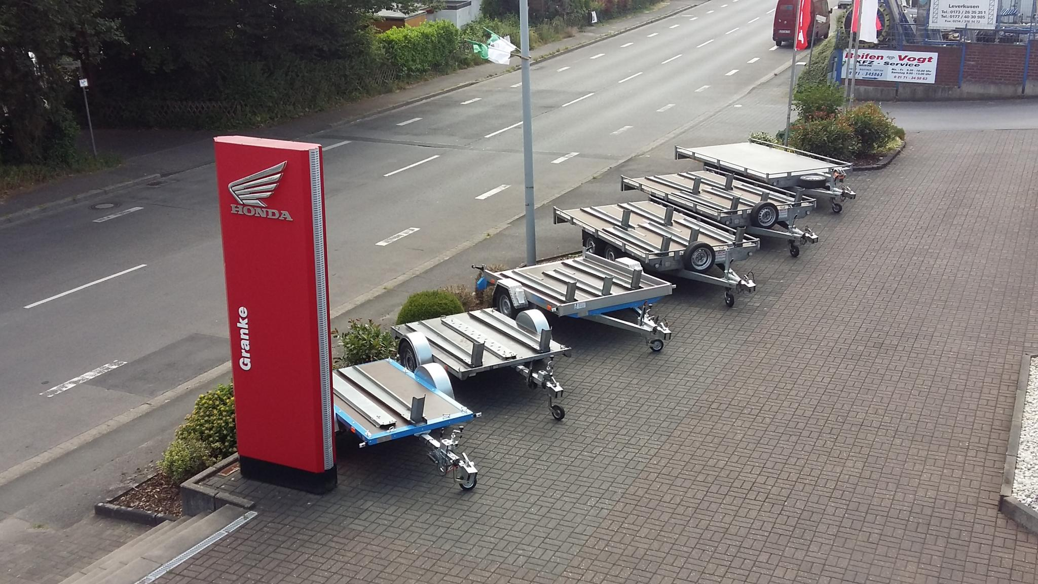 Unternehmensbilder Motorradhaus Granke GmbH 9