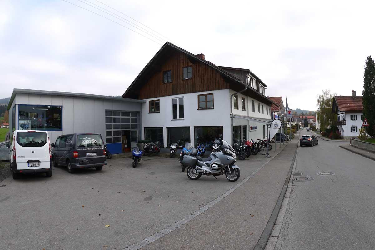 Unternehmensbilder Motorradhaus Geisenhofer 13