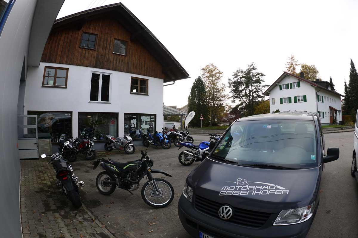 Unternehmensbilder Motorradhaus Geisenhofer 14
