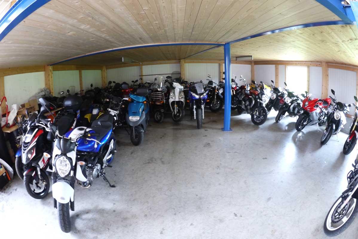 Unternehmensbilder Motorradhaus Geisenhofer 15