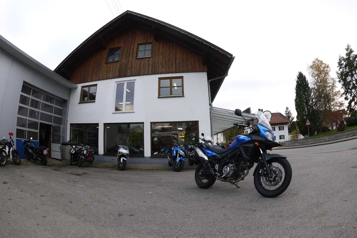 Unternehmensbilder Motorradhaus Geisenhofer 18