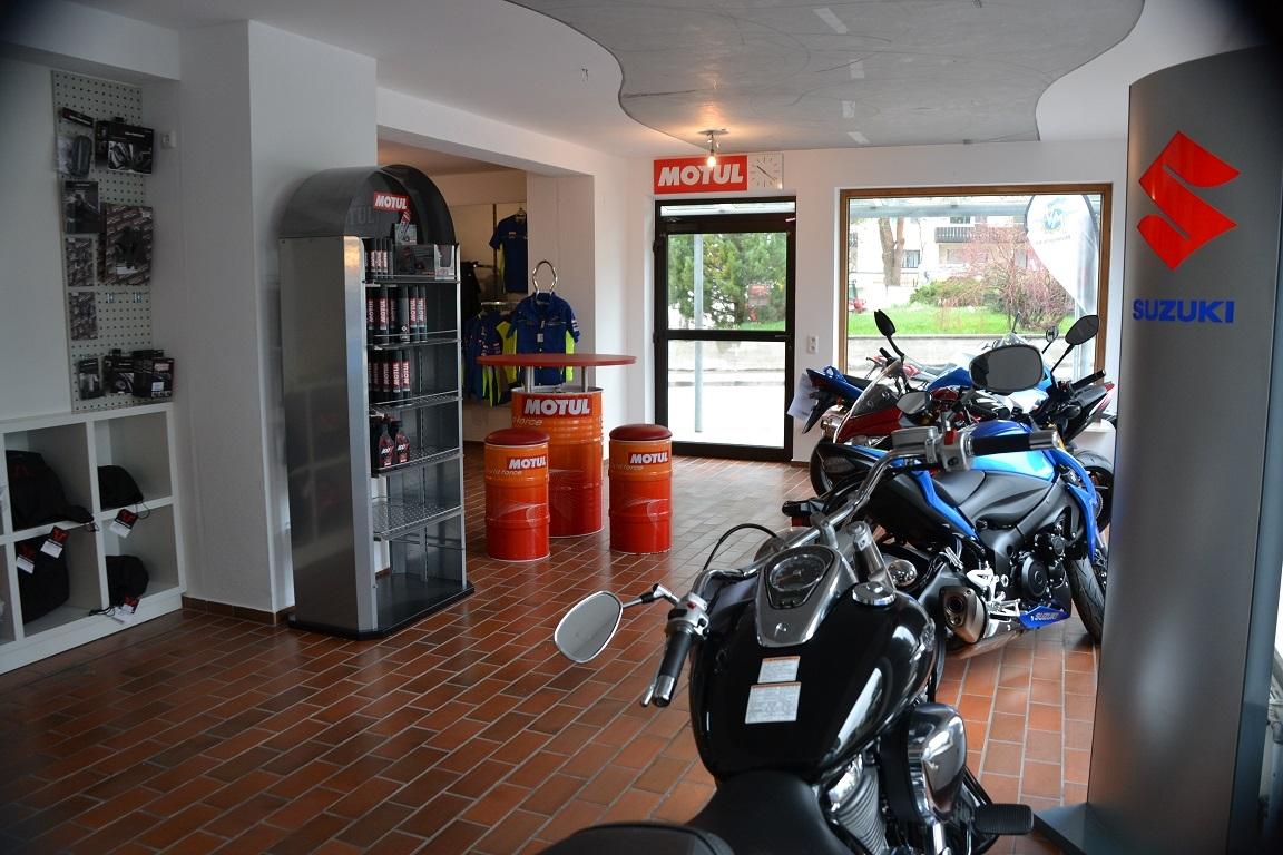 Unternehmensbilder Motorradhaus Geisenhofer 26
