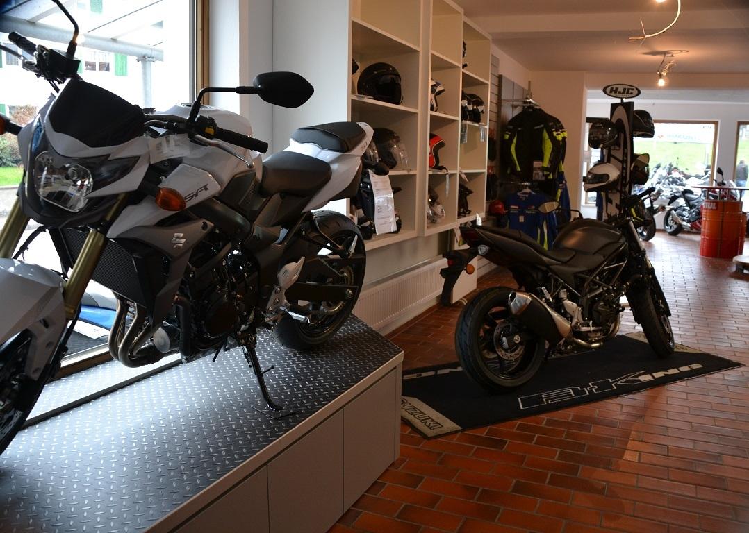 Unternehmensbilder Motorradhaus Geisenhofer 27
