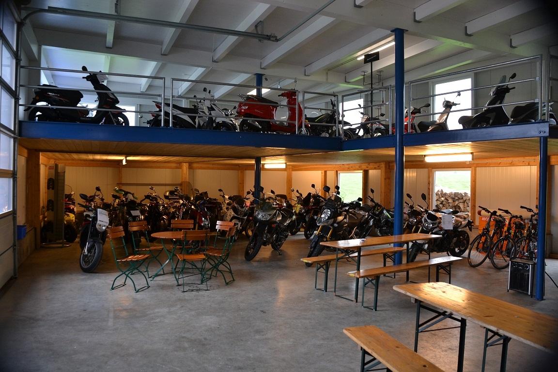 Unternehmensbilder Motorradhaus Geisenhofer 28
