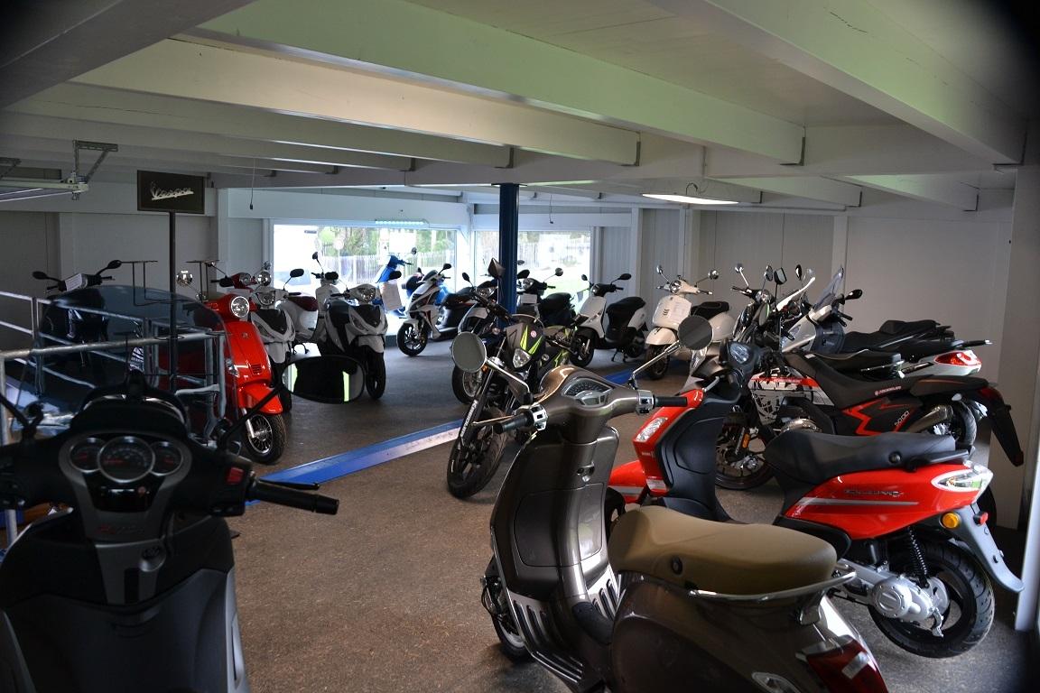 Unternehmensbilder Motorradhaus Geisenhofer 29