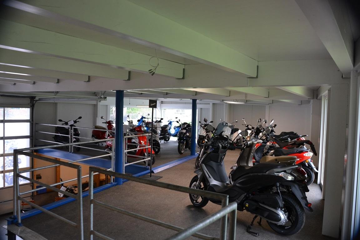 Unternehmensbilder Motorradhaus Geisenhofer 30