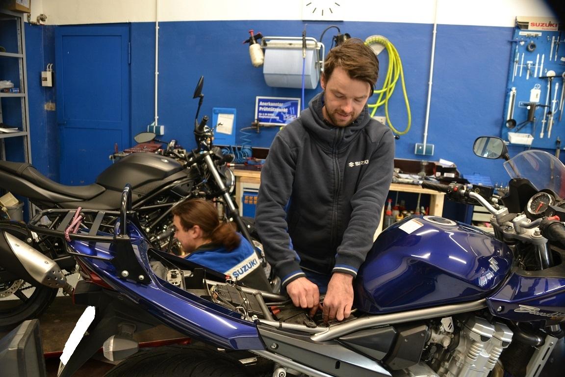 Unternehmensbilder Motorradhaus Geisenhofer 20