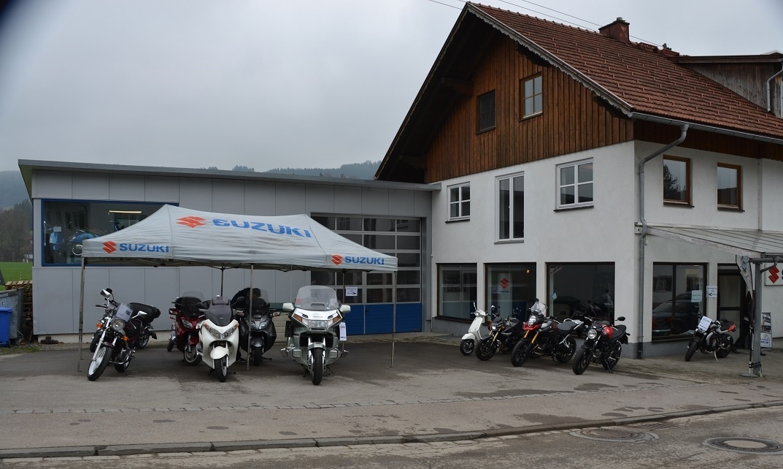 Unternehmensbilder Motorradhaus Geisenhofer 21