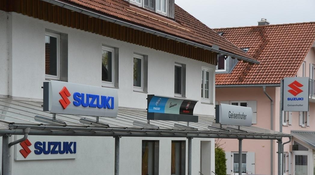 Unternehmensbilder Motorradhaus Geisenhofer 22