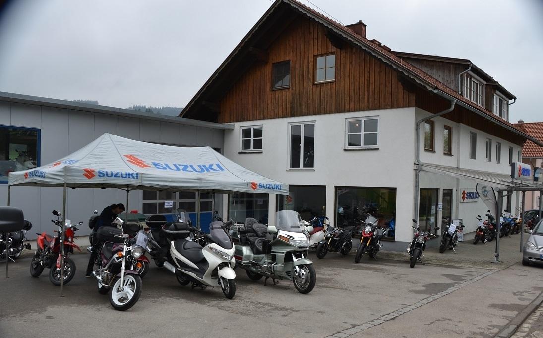 Unternehmensbilder Motorradhaus Geisenhofer 23