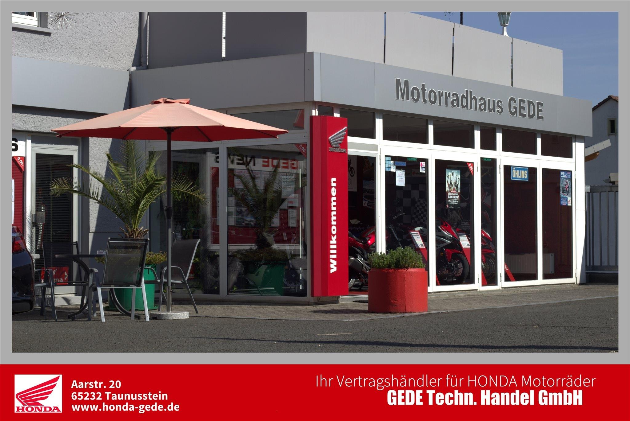 Unternehmensbilder Motorradhaus GEDE Techn.Handel GmbH 10