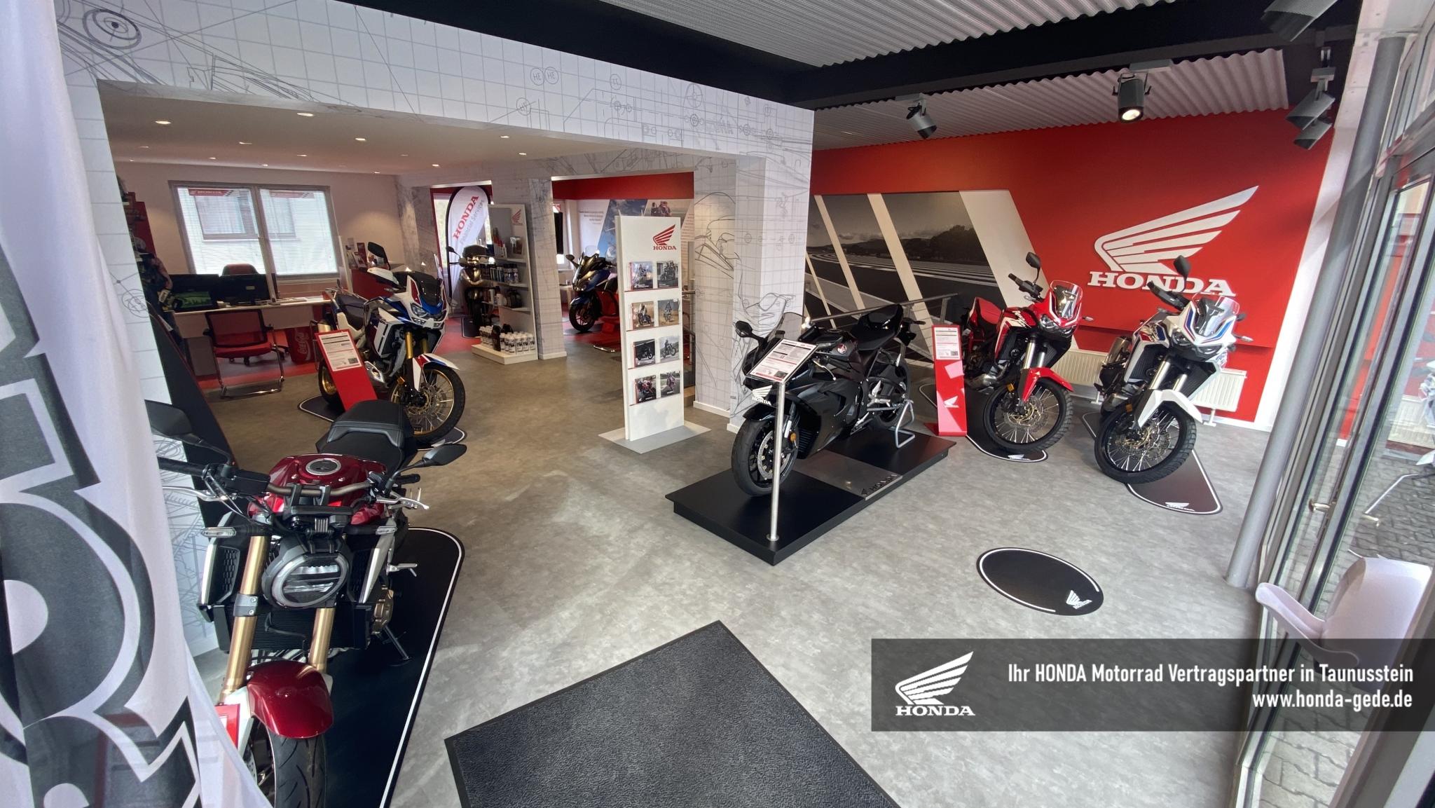 Unternehmensbilder Motorradhaus GEDE Techn.Handel GmbH 12