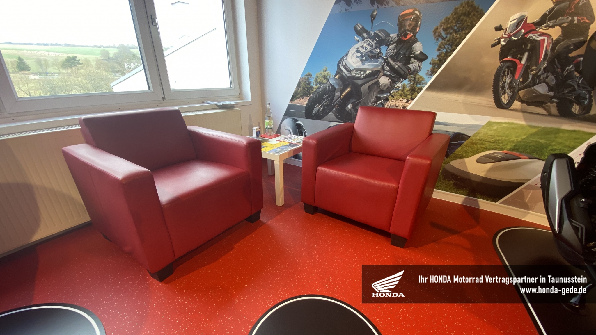 Unternehmensbilder Motorradhaus GEDE Techn.Handel GmbH 22