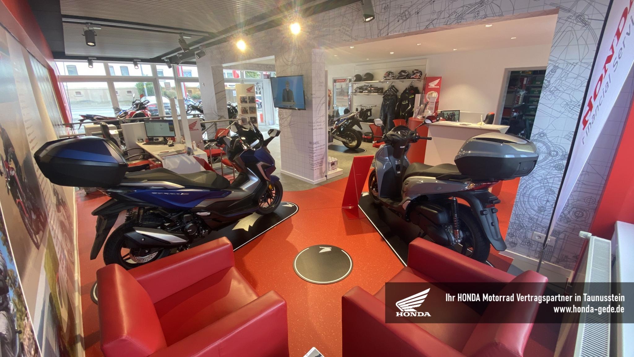 Unternehmensbilder Motorradhaus GEDE Techn.Handel GmbH 23