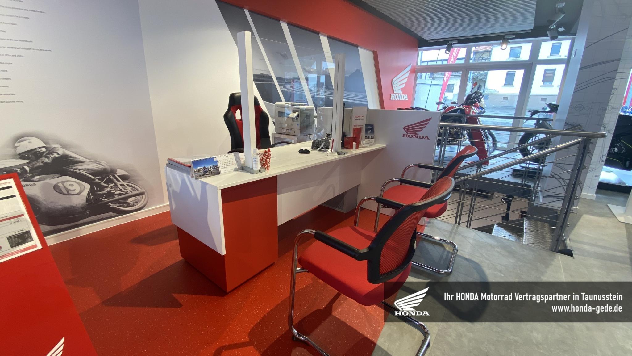 Unternehmensbilder Motorradhaus GEDE Techn.Handel GmbH 25
