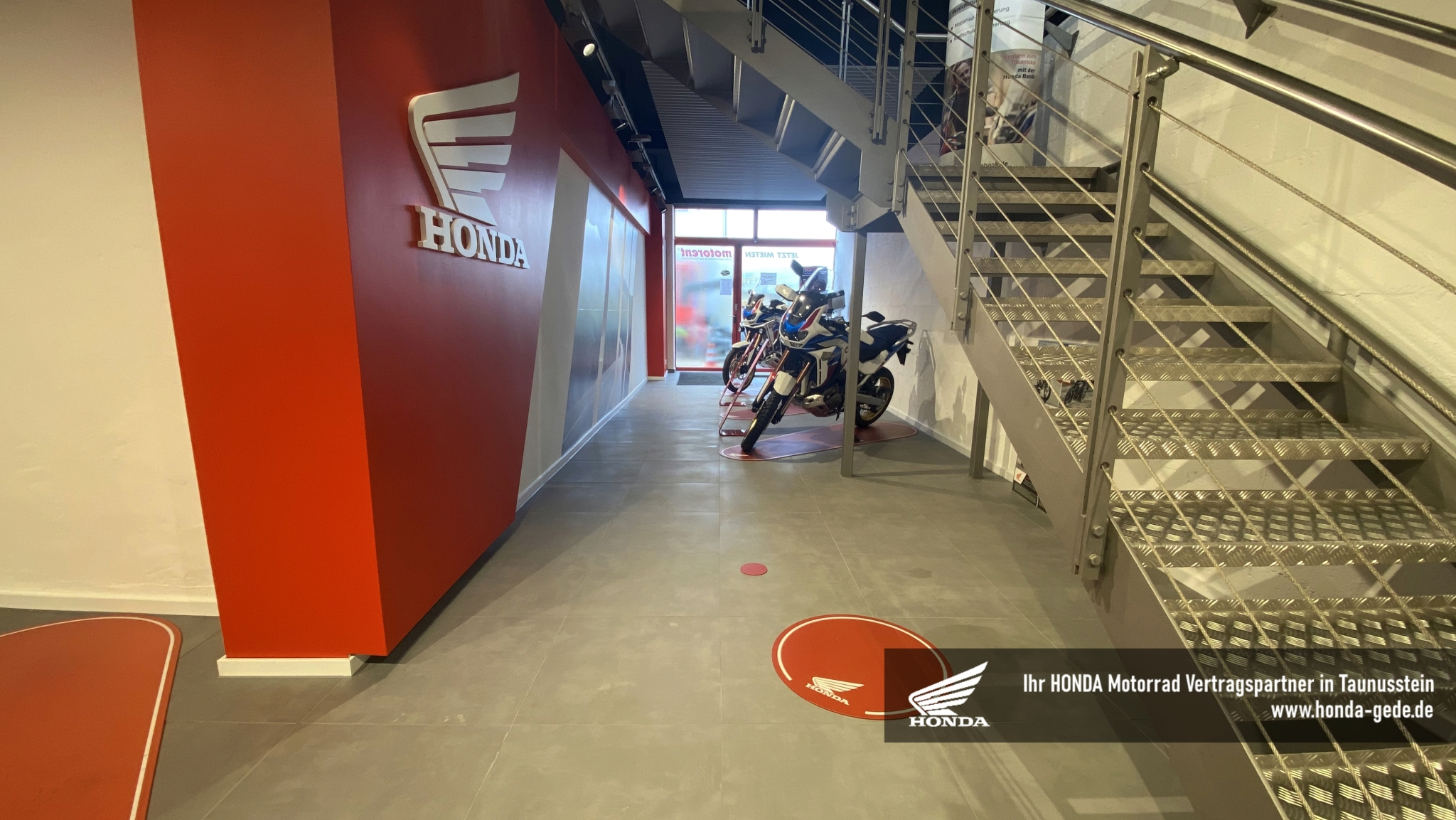 Unternehmensbilder Motorradhaus GEDE Techn.Handel GmbH 30