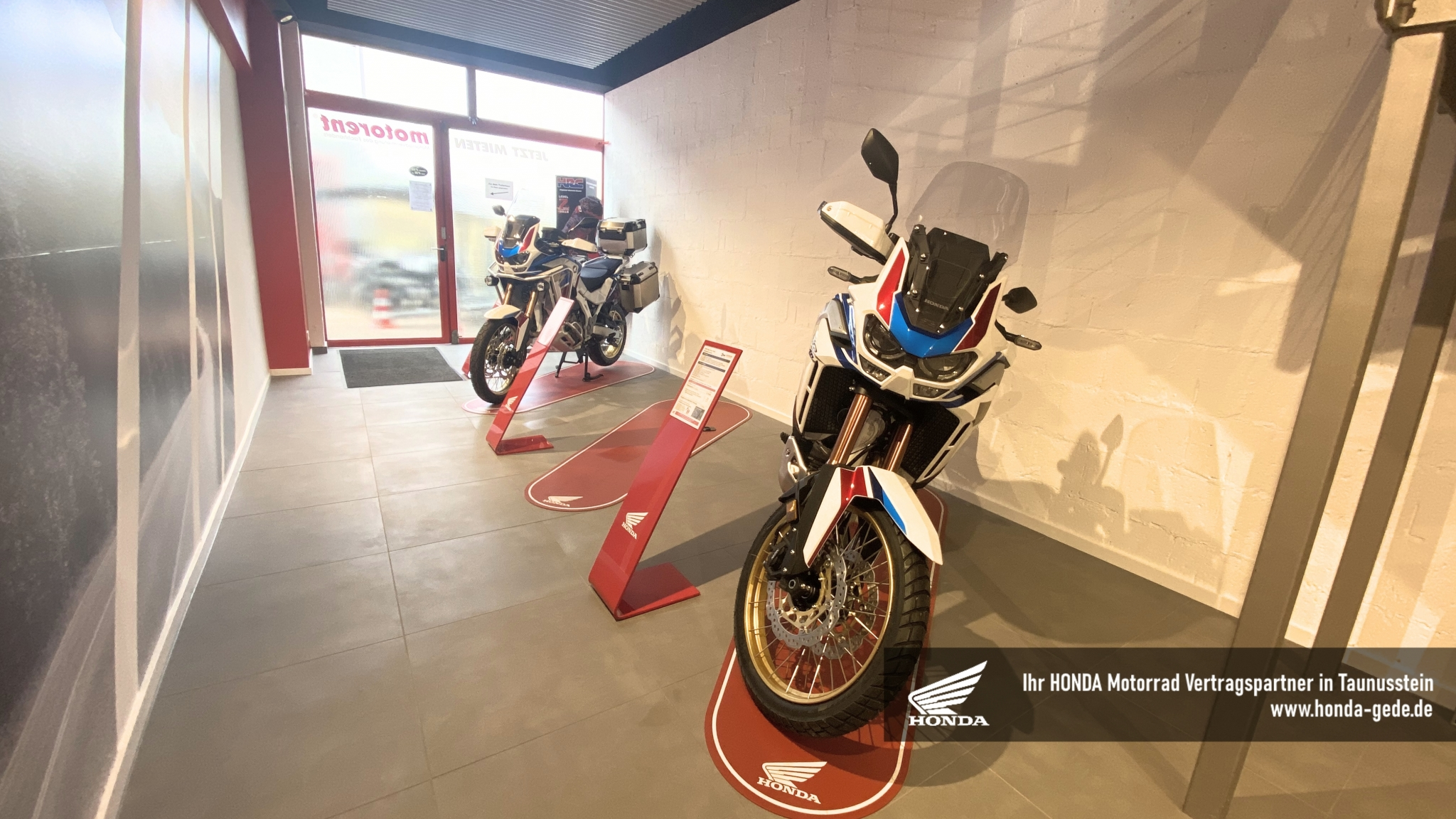 Unternehmensbilder Motorradhaus GEDE Techn.Handel GmbH 31