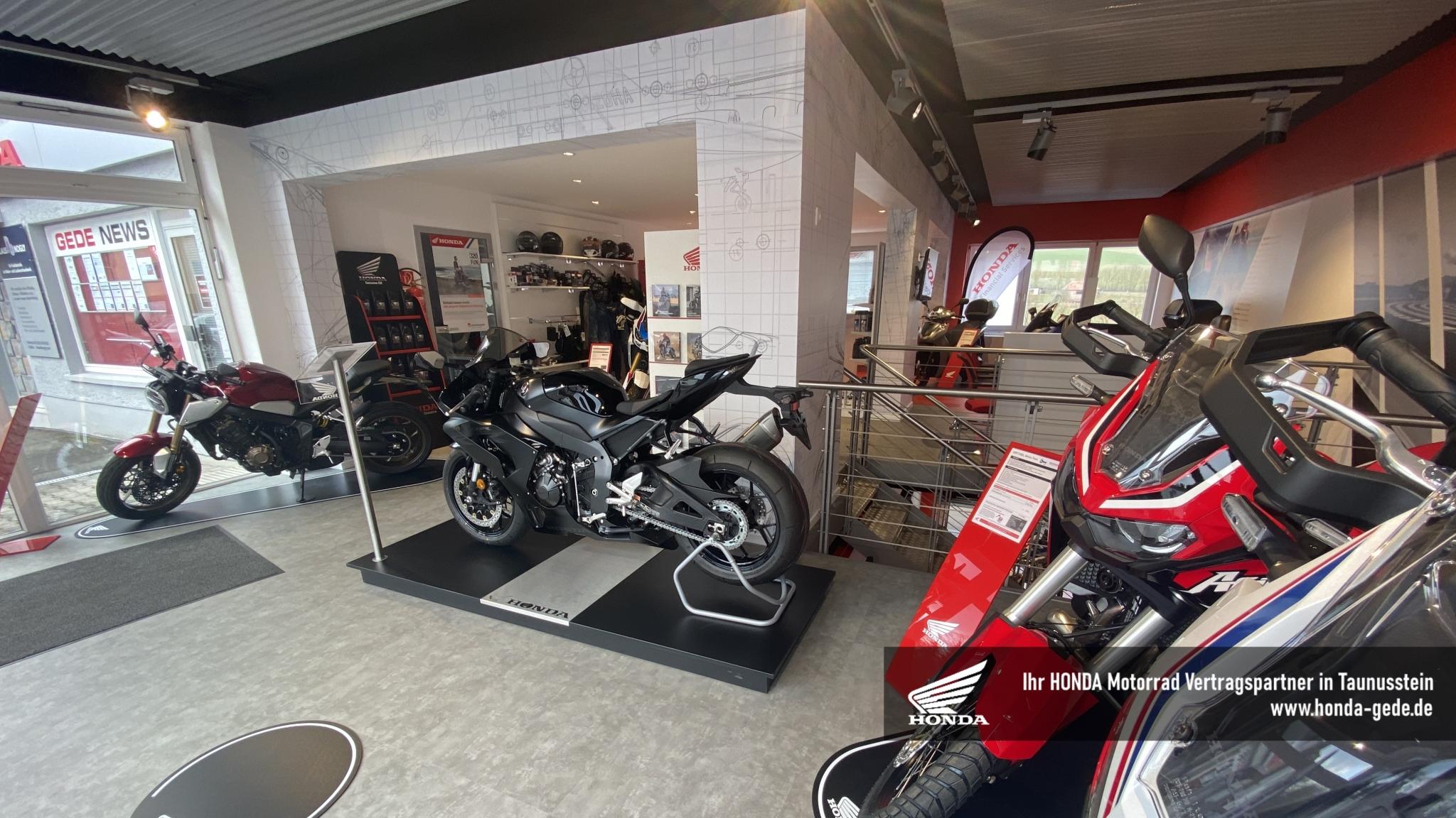 Unternehmensbilder Motorradhaus GEDE Techn.Handel GmbH 15