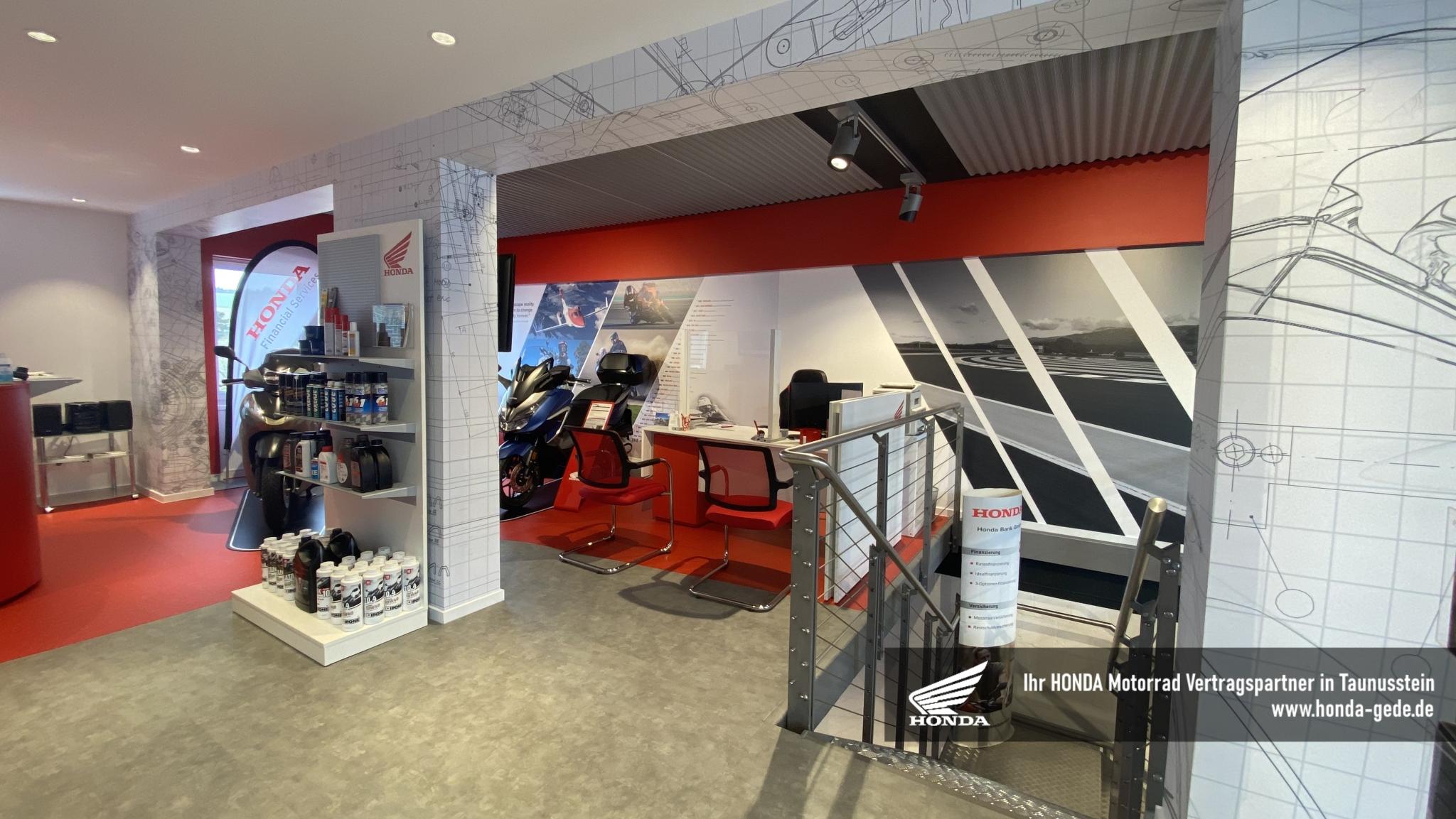 Unternehmensbilder Motorradhaus GEDE Techn.Handel GmbH 17