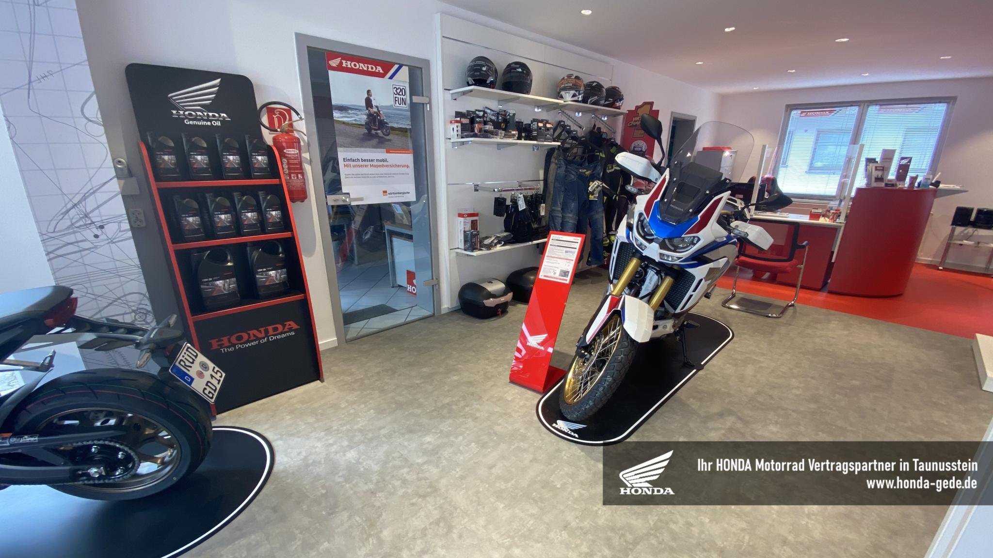Unternehmensbilder Motorradhaus GEDE Techn.Handel GmbH 18