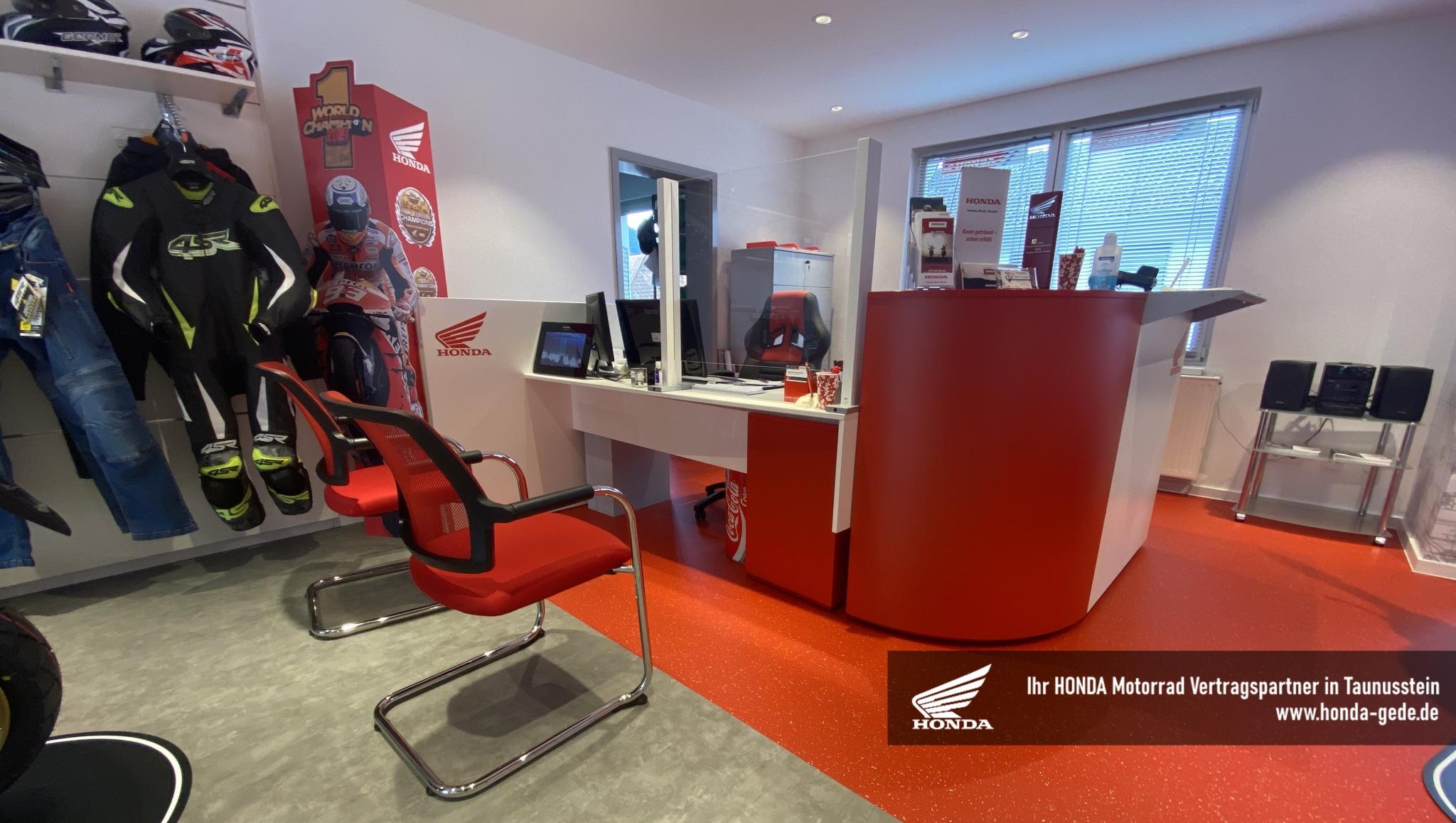 Unternehmensbilder Motorradhaus GEDE Techn.Handel GmbH 19