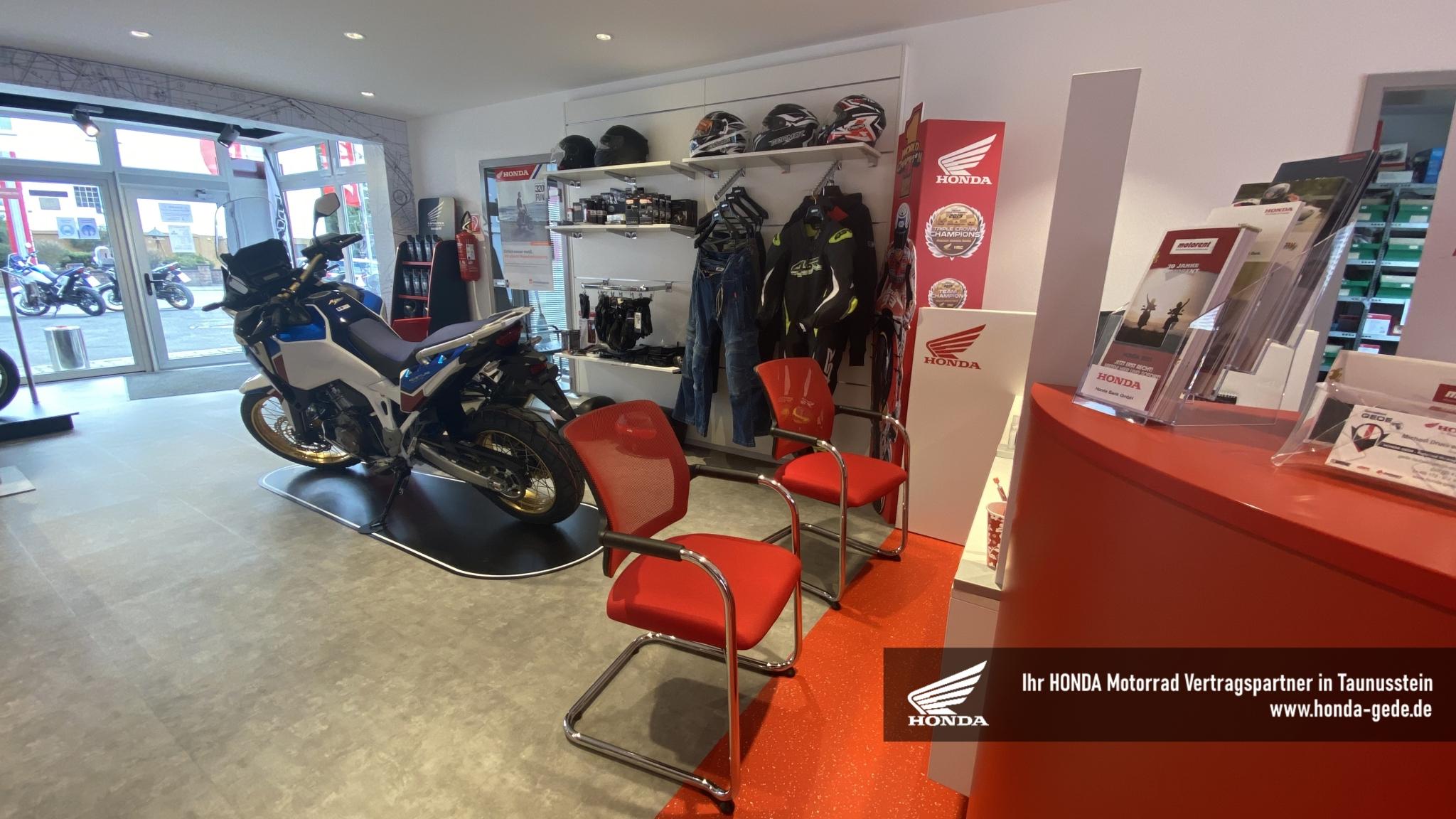 Unternehmensbilder Motorradhaus GEDE Techn.Handel GmbH 20