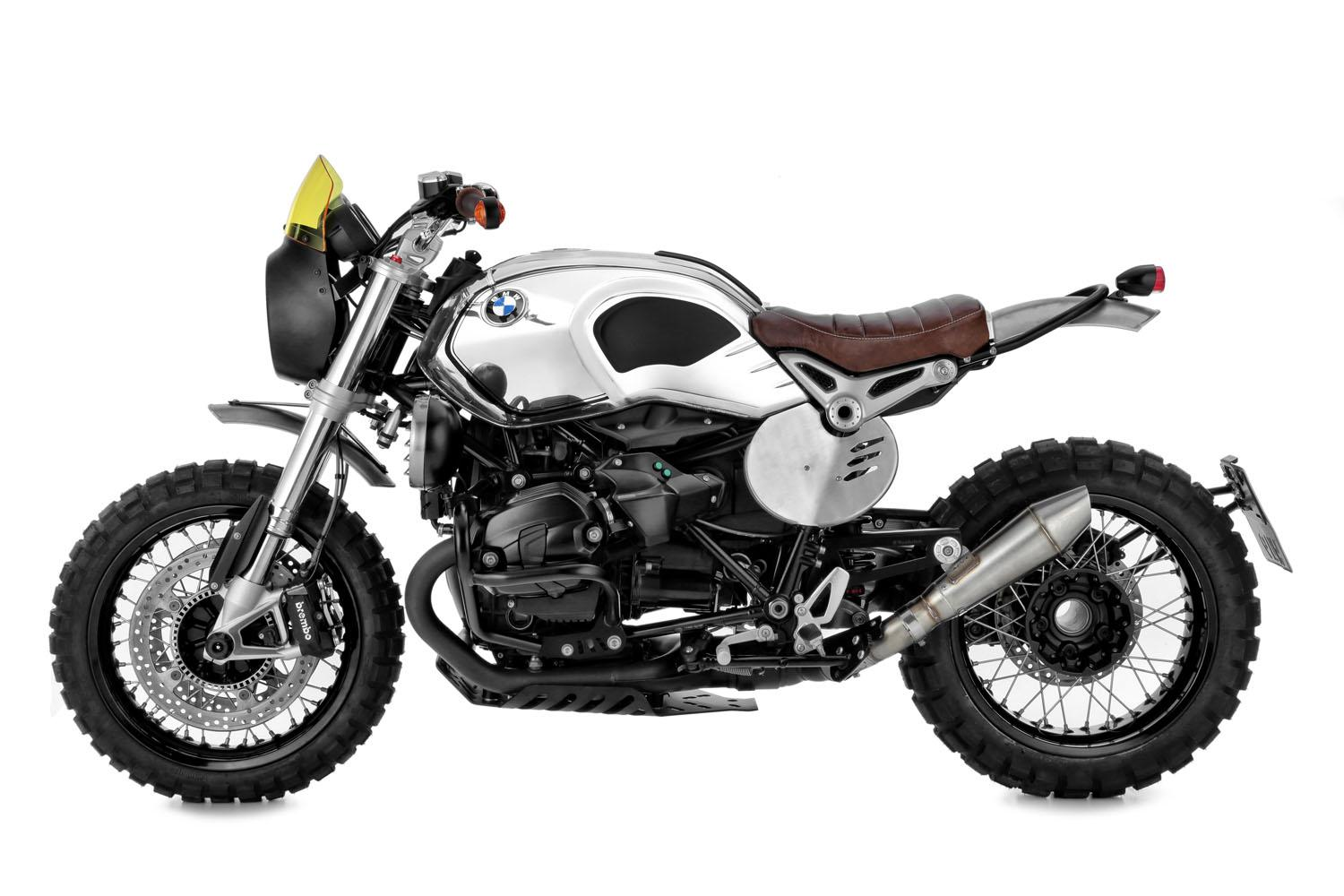 wunderlich r ninet scrambler motorrad fotos motorrad bilder. Black Bedroom Furniture Sets. Home Design Ideas