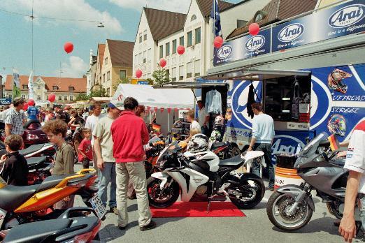 Unternehmensbilder Motorrad-Shop GmbH Evecan 12