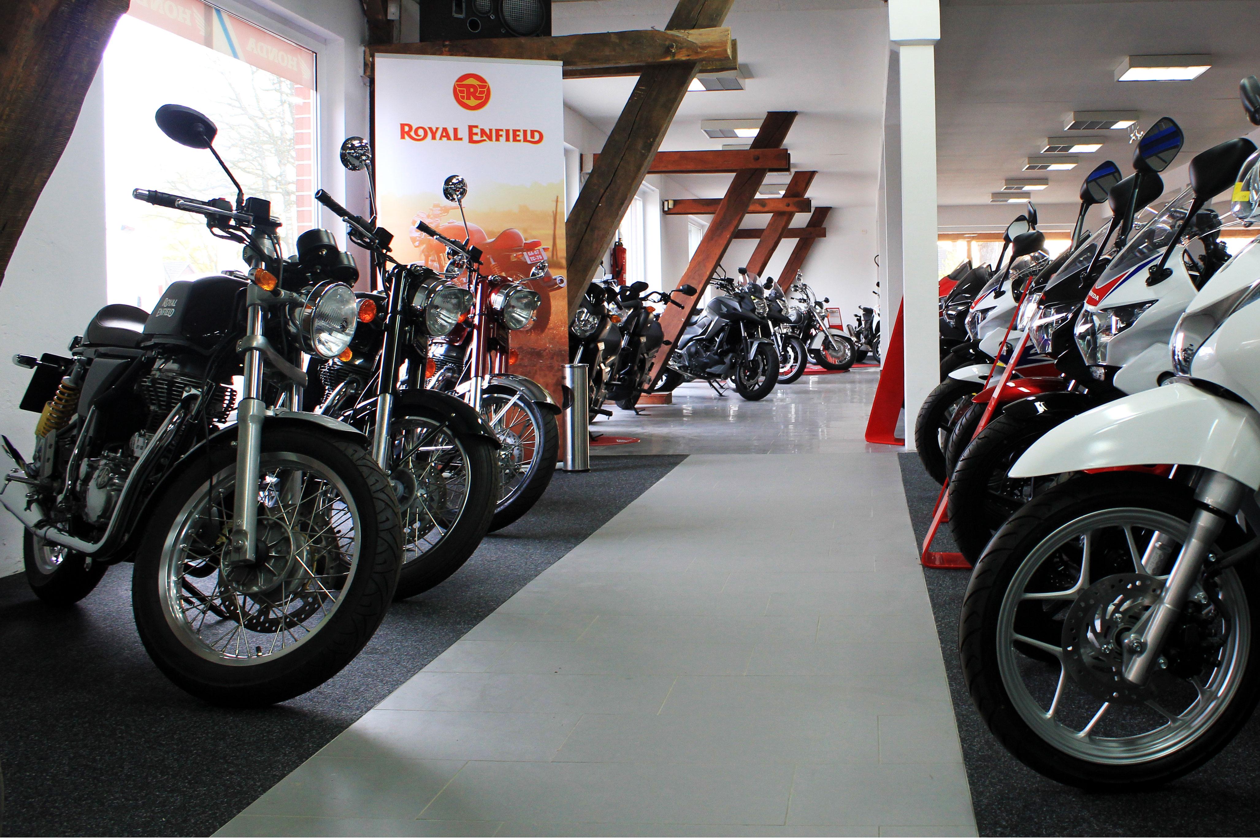 Unternehmensbilder Motorrad-Center Wessmann GmbH 2