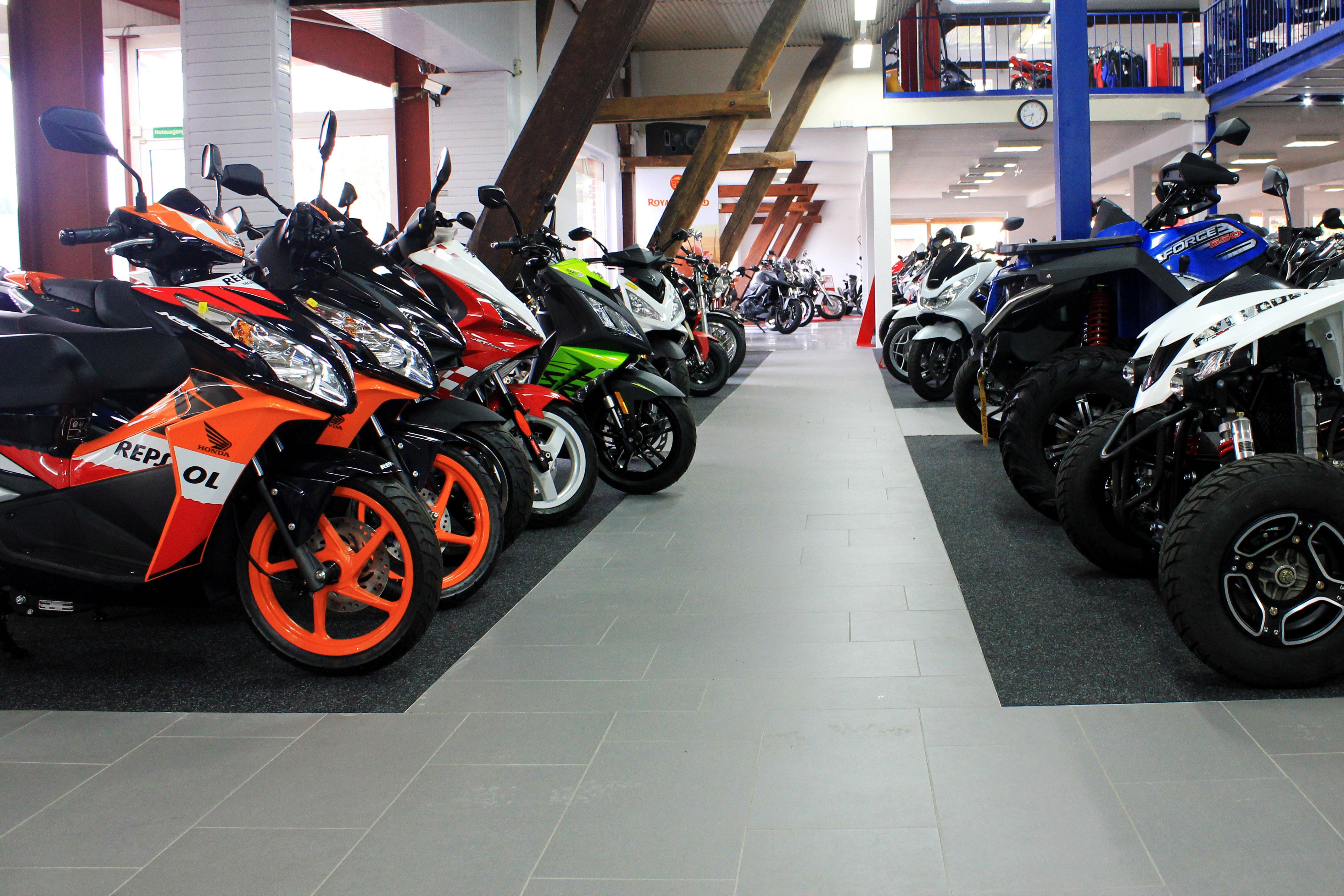 Unternehmensbilder Motorrad-Center Wessmann GmbH 3