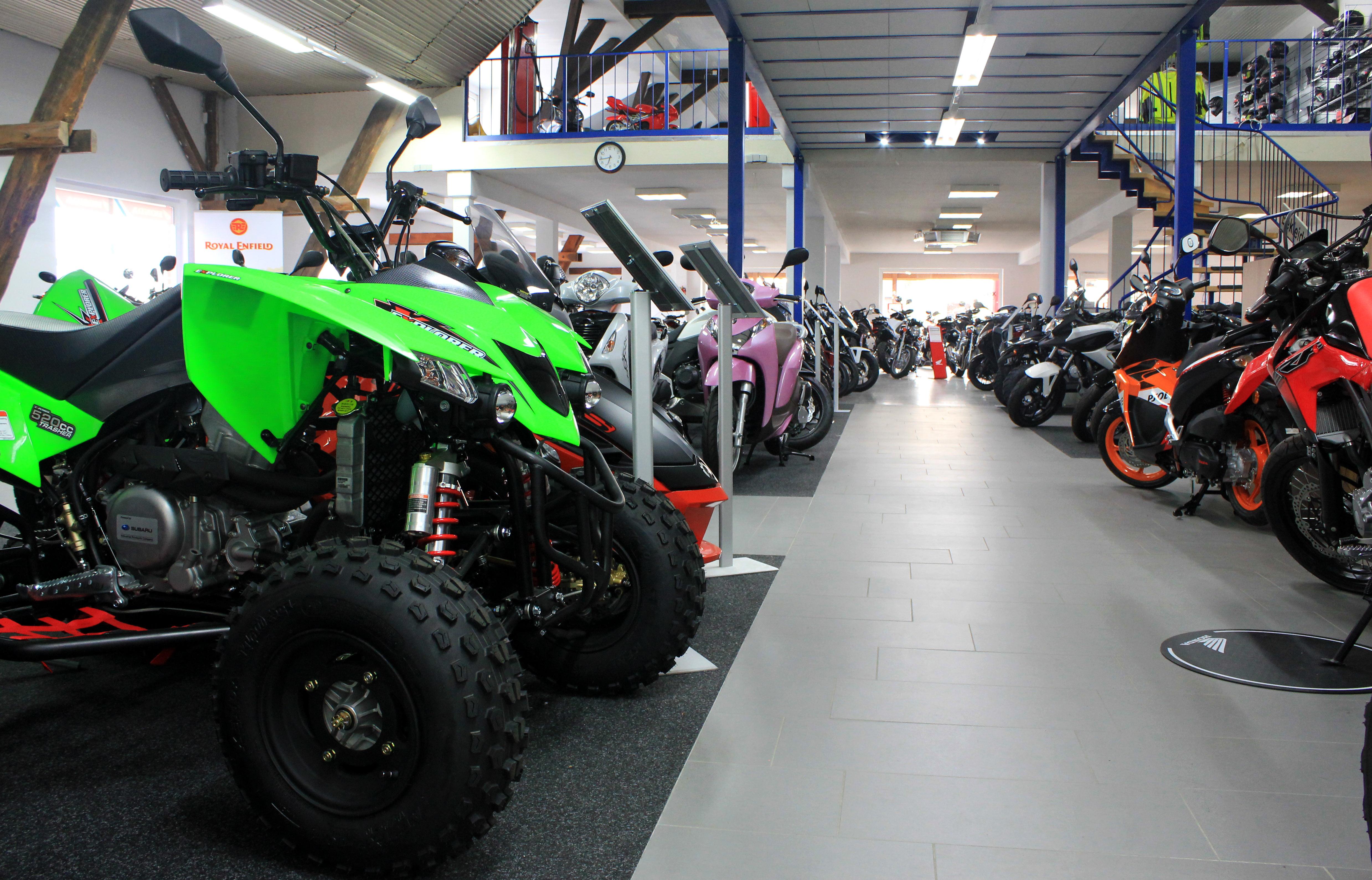 Unternehmensbilder Motorrad-Center Wessmann GmbH 4