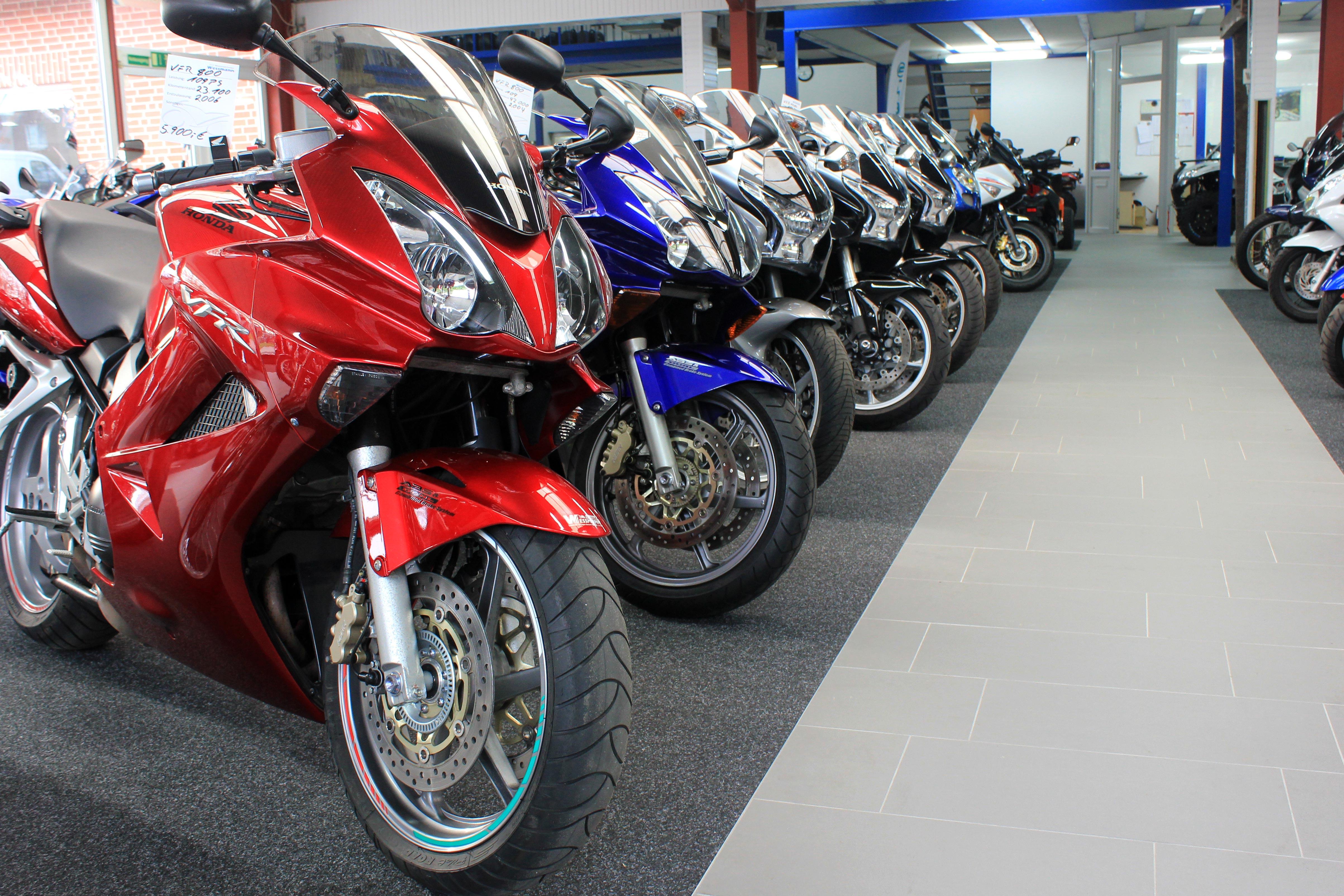 Unternehmensbilder Motorrad-Center Wessmann GmbH 6
