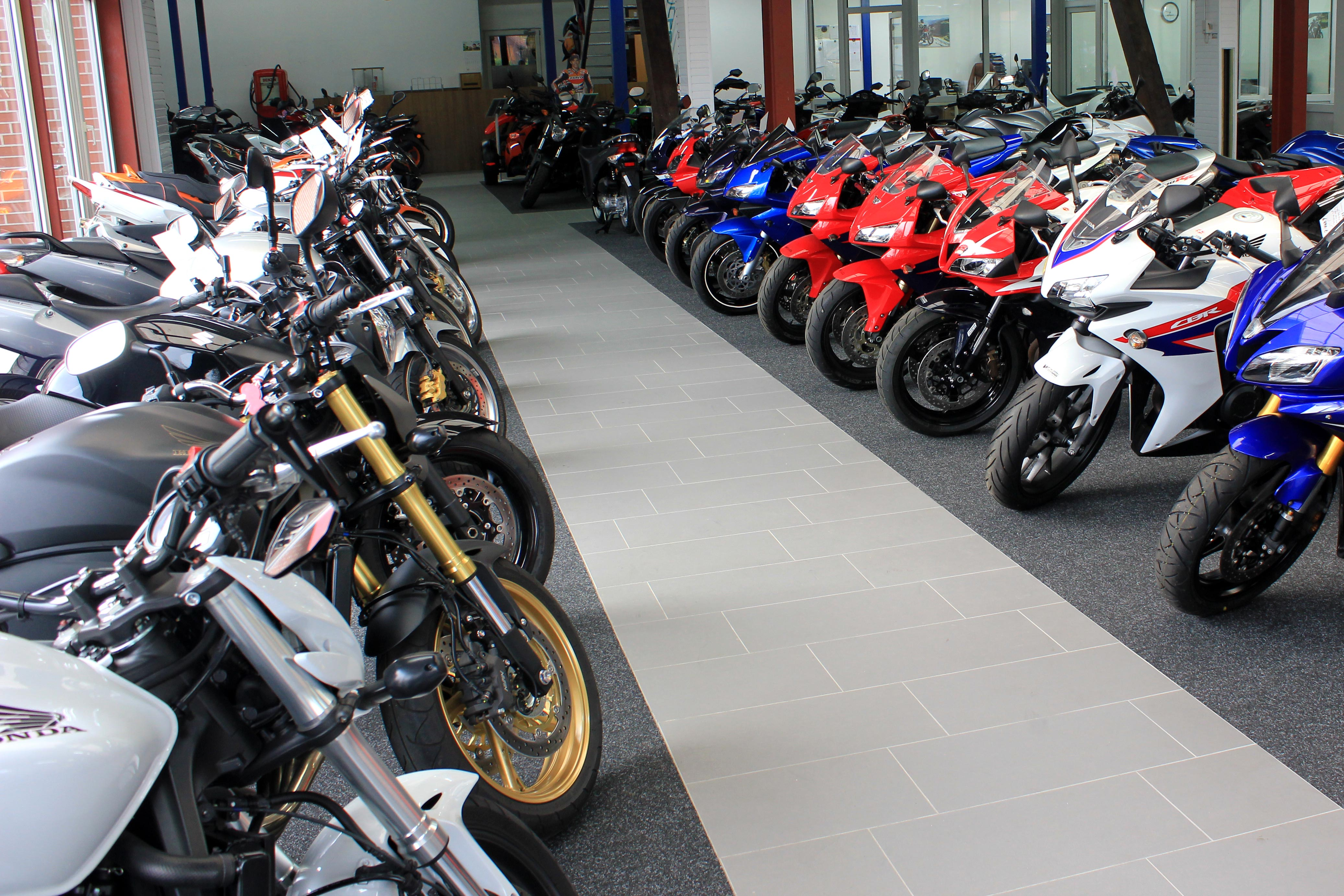 Unternehmensbilder Motorrad-Center Wessmann GmbH 7
