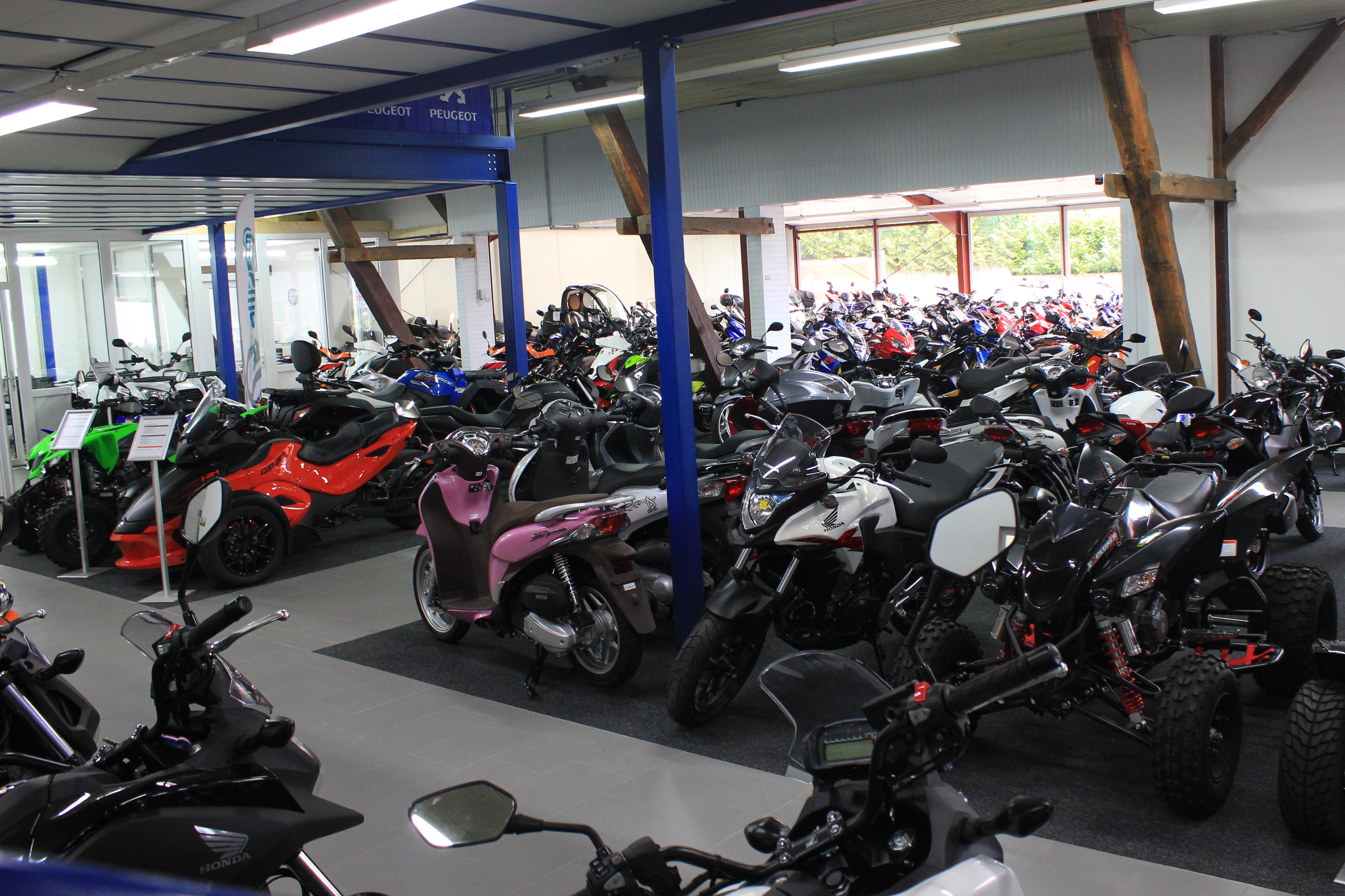 Unternehmensbilder Motorrad-Center Wessmann GmbH 8