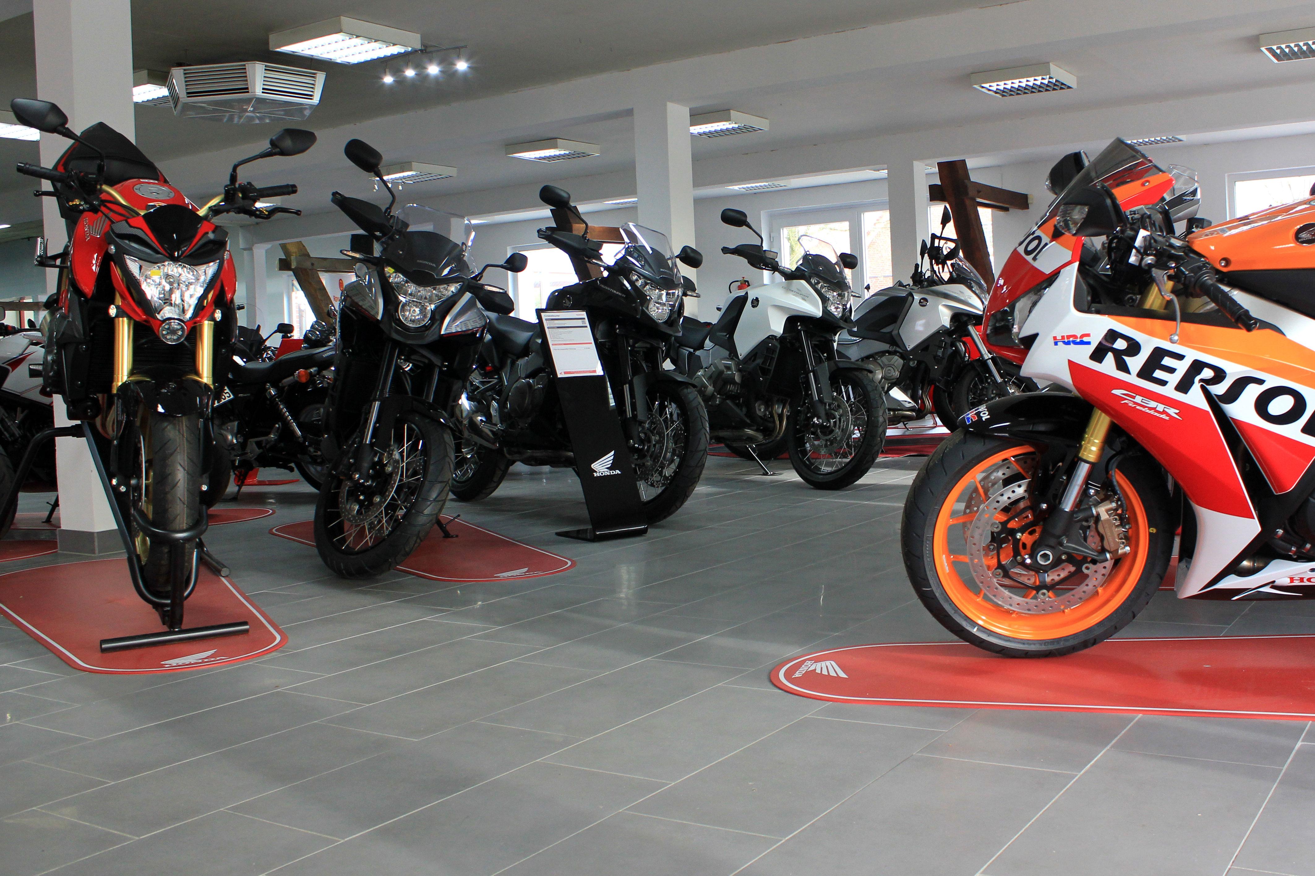 Unternehmensbilder Motorrad-Center Wessmann GmbH 5