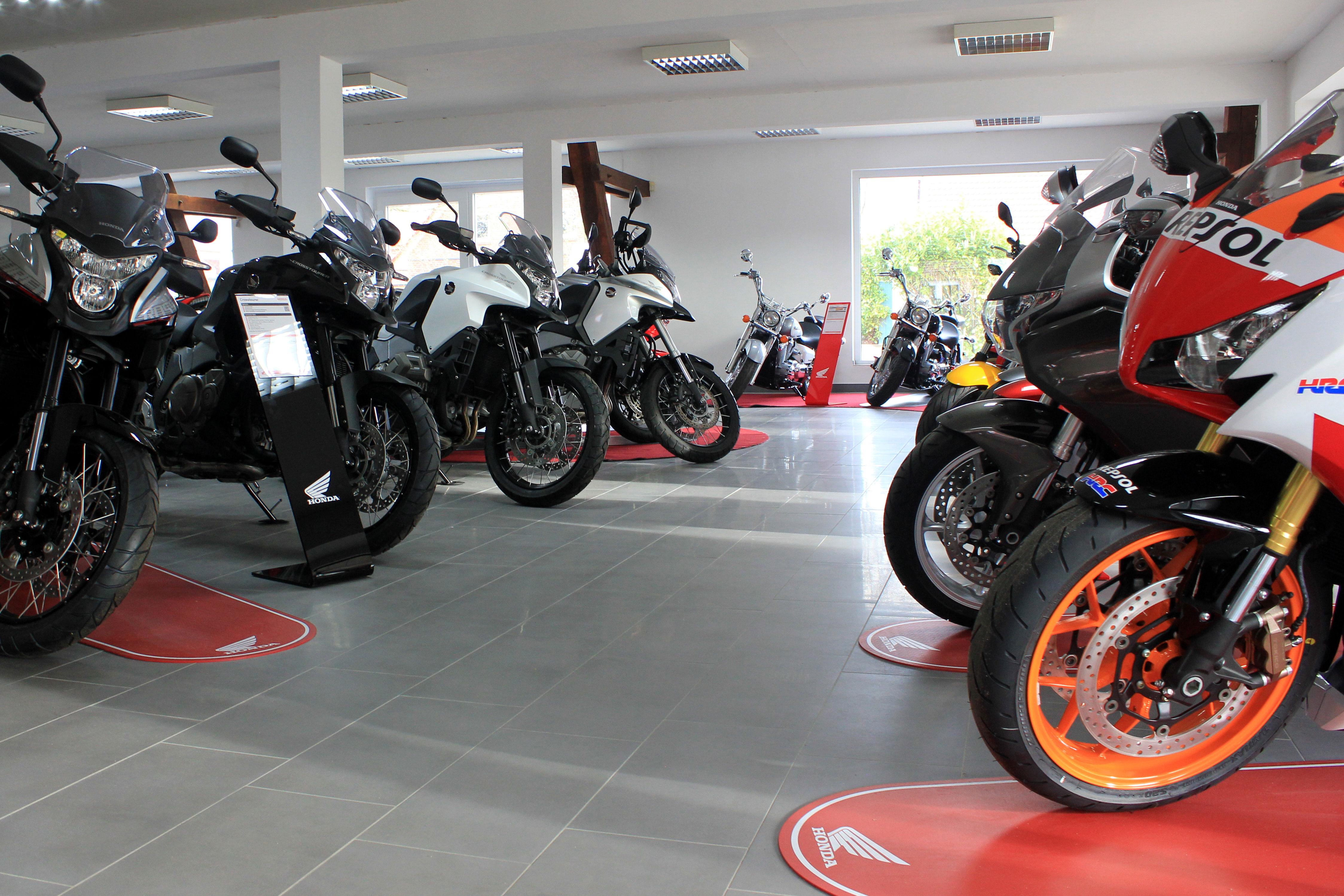 Unternehmensbilder Motorrad-Center Wessmann GmbH 9